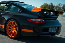PORSCHE GT3 RS REAR SPOILER DECK LID WING TAIL 997 GT3 LOOK 2005 TO 2012 COUPE