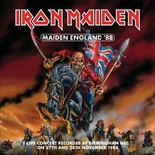 NEW Maiden England (Audio CD)