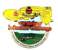 WARSTEINER BALLON Pin / Pins - ZEPPELIN / LUFTSCHIFFCHALLENGE 2010 (3270)