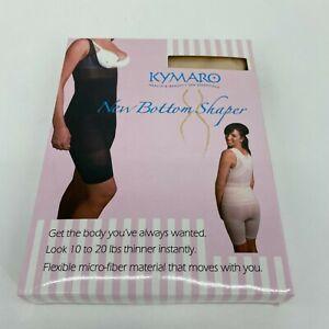 Women's Kymaro Bottom Shaper XXL Nude Bottom 5 New 807671300114 Retro 2007 Nos