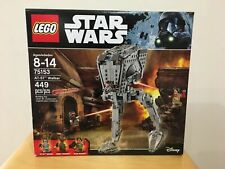 LEGO STAR WARS 75153 AT-ST Walker NEW IN SEALED BOX RETIRED