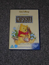 WINNIE The POOH : THE MANY ADVENTURES OF - WALT DISNEY DVD IN VGC (FREE UK P&P)