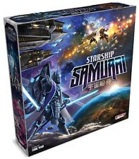 Starship Samurai Board Game Plaid Hat Games PH1800 Isaac Vega