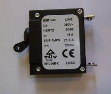 Generator Circuit Breaker 21.9 A Baishibao BSB1-30
