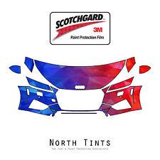 Audi TT S-Line 2016-2017 PreCut 3M Scotchgard Paint Protection Clear Bra Kit