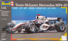 REVELL OF GERMANY MCLAREN MP4/20 F-1 MODEL CAR KIT