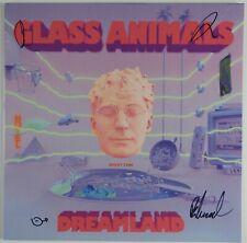 Glass Animals JSA Signed Autograph Album Record Vinyl Fully Signed Dreamland