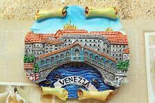 Italien Venedig Reiseandenken Reise Souvenir 3D Kühlschrankmagnet Magnet