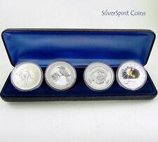 2000 MILLENNIUM 1oz Silver Australian Coin Set