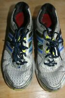 New Balance 860 v4 Men's Size 11 Running Athletic Shoes Yellow Silver Blue