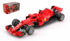 Ferrari Sf71h Sebatian Vettel 2018 #5 F1 Formula 1 1:43 Model 36809V BBURAGO
