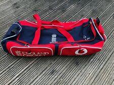 More details for large vintage england player cricket bag ! ( vodafone )