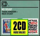 NO DOUBT (2 CD) TRAGIC KINGDOM + ROCK STEADY ~ JUST A GIRL + GWEN STEFFANI *NEW*
