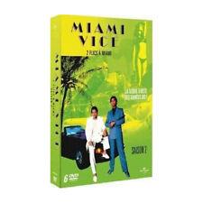 Michael Mann Don Johnson Miami Vice Coffret Saison 2 Universal 6 DVD