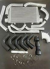 Front Mount Intercooler Kit for Toyota Landcruiser 80 series 1HDT HDJ80 Turbo