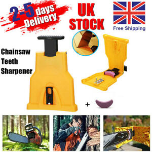 Chainsaw Teeth Sharpener Saw Chain Sharpening Tool Chainsaw Part Accessory