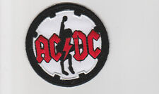 AC/DC   PATCH ECUSSON Patch thermocollant   ACDC  AC DC