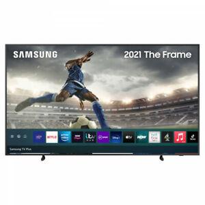 "SAMSUNG The Frame QE75LS03AAUXXU 75"" Smart 4K Ultra HD HDR QLED TV Bixby, Alexa"