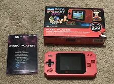 My Arcade Pixel Player Data East Hits 300 Video Game Portable System Console