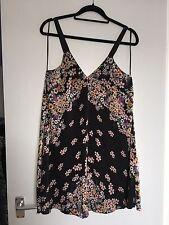 Zara V-Neck Mini Sleeveless Dresses for Women
