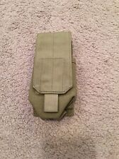 Eagle Allied Industries MLCS Khaki MJK Smoke Grenade Pouch SFLCS SEAL SF LBT RRV