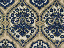 Saxon 1231 Navy 100% Polyester Fabric