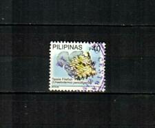 PHILIPPINES Scott's 3402 Royal Empress Angelfish F/VF used ( 2011 )