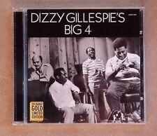 Dizzy Gillespie - Big 4 / Analogue Productions 24 Karat Gold Disc Ltd Edition