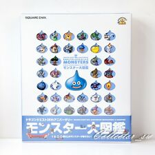 3 - 7 Days | Dragon Quest 25th Anniversary Encyclopedia of Monsters from JP