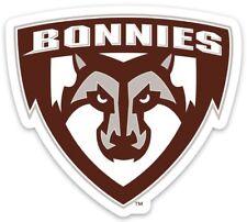 St. Bonaventure University Bonnies Magnet Logo 3 Inch Bona Wolf