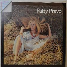 """PATTY PRAVO - SAME - ORL 8271 - 12"""" LP (Y482)"""