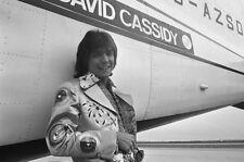 DAVID CASSIDY *2X3 FRIDGE MAGNET* PARTRIDGE FAMILY HEARTTHROB SINGER MUSICIAN CA