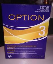ISO OPTION # 3 PERM for Extra Firm Curl on Normal and Resistant Hair Thio-Free