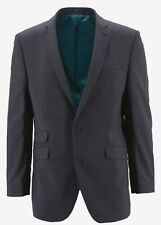 Mens 2 Piece Suit Slim Fit Savile Row