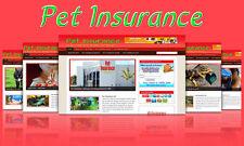 Pet Insurance Blog Self Updating Website Clickbank Amazon Adsense Affiliates**