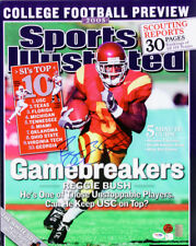 Reggie Bush Signed USC Trojans 16x20 SI Photo PSA/DNA