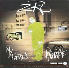 Z-Ro : My Favorite Mixtape CD