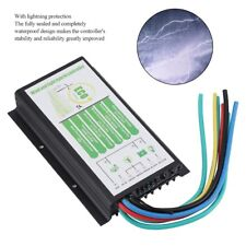 12 V Boost PWM Vent Solaire Hybride Controller With Digital LCD Affichage Dump Load M
