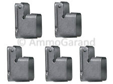 (5ea) 5rd Clips for M1 Garand New 5 Round Aec Us Gov't Contractor for Hunting