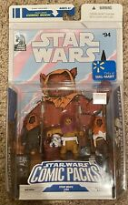 Star Wars 2009 Comic Packs Machook, Keoulkeech & Kettch Action Figure 3-Pack #94