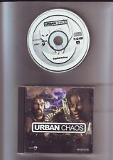 Urban Chaos - 1999 Action Shooter PC Game-Schnelle Post-Original JC Edition