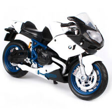 Maisto 1/18 Scale Diecast Model Motorbike BMW HP2 Sport Racing Motorcycle Gifts