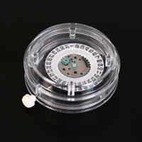 Replacement Quartz Round Watch Movement Date Display Watch Repair Tool Kits -