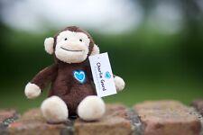 Charlie Gard Foundation Brand New Plush Monkey