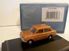 Hillman Imp - Tangerine Metallic Oxford Diecast Model Car. 1/76 Dublo