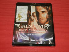 GALNERYUS Just Play To The Sky What Could We Do For You ? JAPAN Blu-ray DISC