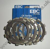 Clutch friction plate kit EBC Aprilia RS 125 SX MX RX AF1 Futura Sintesi Classic