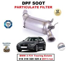 DPF Diesel fuliggine Filtro del Particolato per BMW 3 F31 316 318 320 325 D 2011 - > Estate