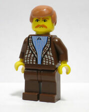 Uncle Vernon Dursley Harry Potter 4728 LEGO Minifigure Figure