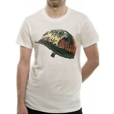 Short Sleeve Graphic Tee Army T-Shirts for Men